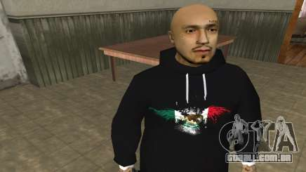 Rifa Skin First para GTA San Andreas