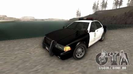 GTA 5 Stanier Police para GTA San Andreas