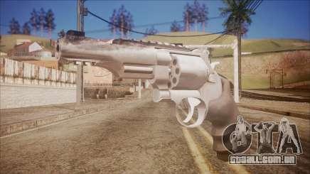 RS-357 from Battlefield Hardline para GTA San Andreas