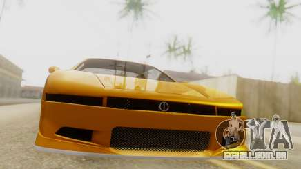 Infernus BMW Revolution with Spoiler para GTA San Andreas