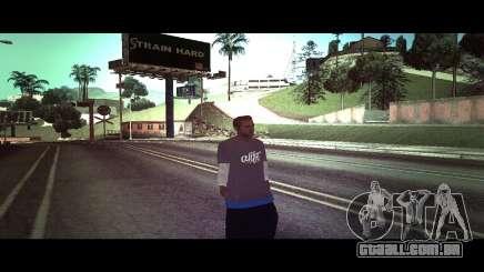 Pele tracer Alite FAMA da Loja para GTA San Andreas