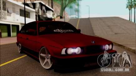 BMW M5 Touring E34 para GTA San Andreas