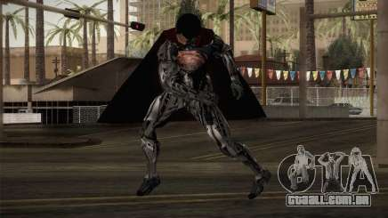 Superman Cyborg v1 para GTA San Andreas