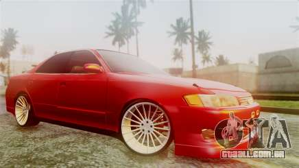 Toyota Mark 2 limousine para GTA San Andreas