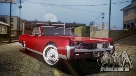 GTA 5 Vapid Chino para GTA San Andreas