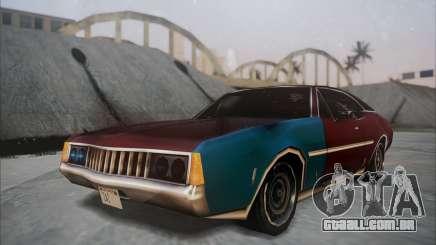 BTTF1-Clover para GTA San Andreas