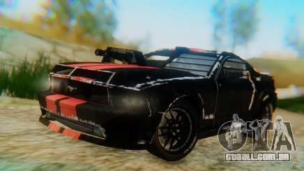 Shelby GT500 Death Race para GTA San Andreas