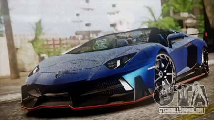 Lamborghini Veneno LP700-4 AVSM Roadster Version para GTA San Andreas