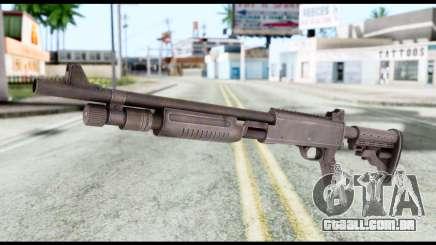 Combat Shotgun from Resident Evil 6 para GTA San Andreas