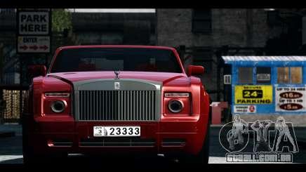 Rolls-Royce Phantom 2009 Coupe v1.0 para GTA 4