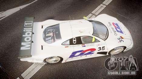 Mercedes-Benz CLK LM 1998 para GTA 4 vista direita