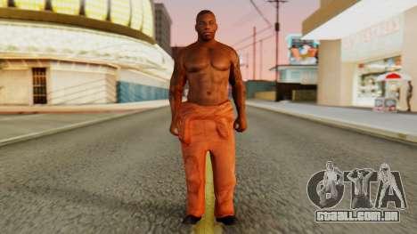 [GTA 5] Prisoner1 para GTA San Andreas segunda tela