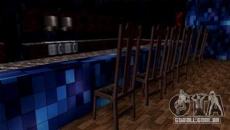 Retextured interior da mansão de MADD Dogg para GTA San Andreas nono tela