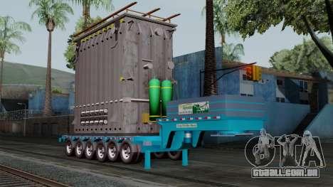 Transformado para GTA San Andreas