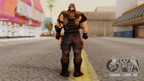 The Bane Ultimate Boss para GTA San Andreas terceira tela