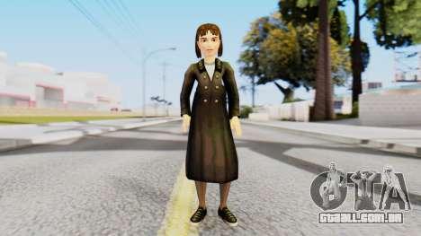 Lara Croft Child para GTA San Andreas segunda tela