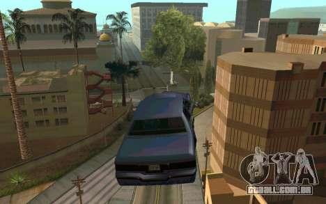 Veh Jump para GTA San Andreas