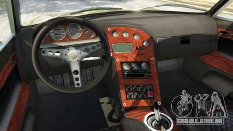 GTA 5 Datsun 240Z traseira direita vista lateral