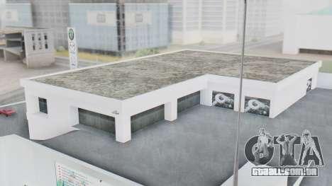 A Concessionária MAGR-Auto para GTA San Andreas segunda tela