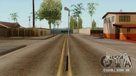 Original HD Golf Club para GTA San Andreas segunda tela