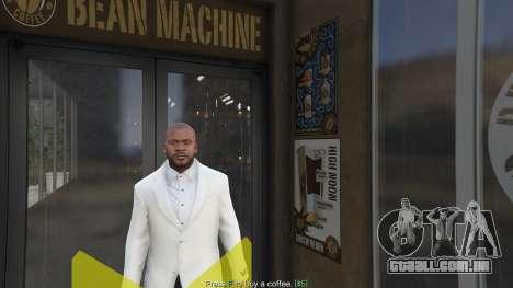 Lojas de café GTAV para GTA 5