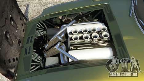 GTA 5 Datsun 240Z vista lateral direita