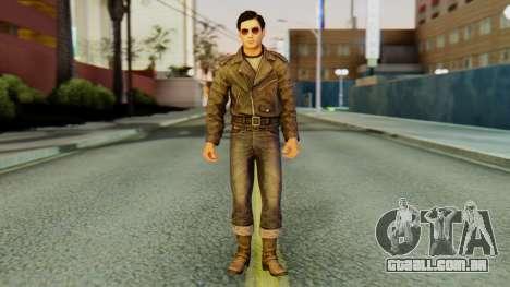 Vito Gresser v1 para GTA San Andreas segunda tela