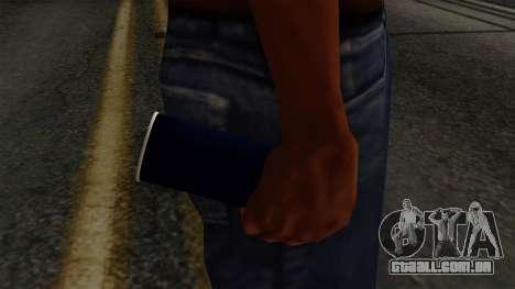 Original HD Spraycan para GTA San Andreas terceira tela