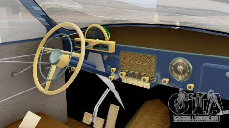 GAZ 21 Volga v1 para GTA San Andreas vista direita