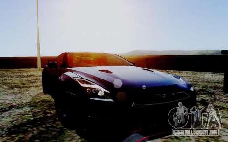 ENB Series HQ Graphics v2 para GTA San Andreas quinto tela