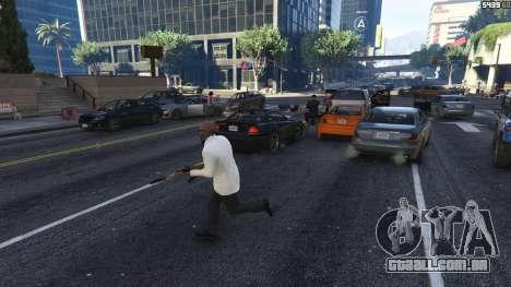 GTA 5 Strapped Peds segundo screenshot