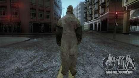 Order Soldier from Silent Hill para GTA San Andreas terceira tela