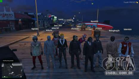FiveM - GTA 5 multiplayer para GTA 5