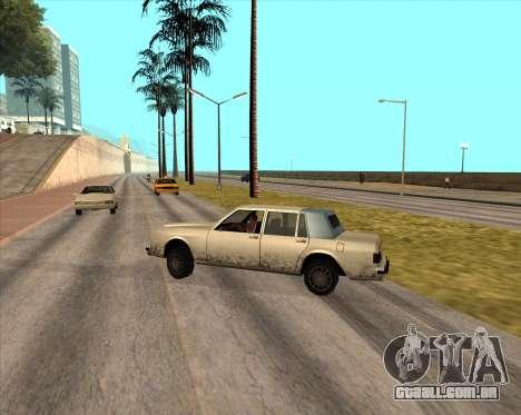 Drift para GTA San Andreas