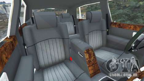 GTA 5 Rolls-Royce Phantom EWB v0.6 [Beta] frente vista lateral direita