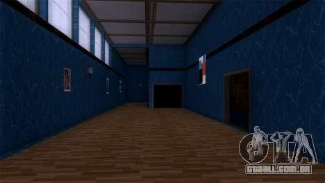 Retextured interior da mansão de MADD Dogg para GTA San Andreas décimo tela