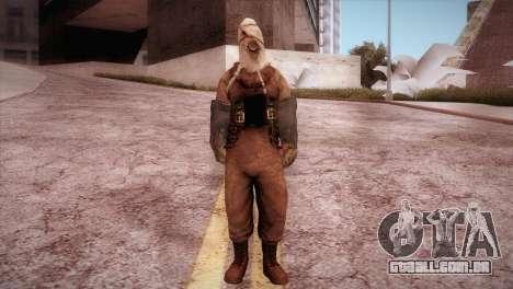 Order Soldier5 from Silent Hill para GTA San Andreas segunda tela