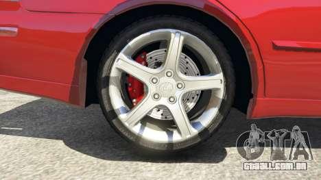 Lexus IS300 para GTA 5