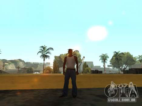 Animação do GTA Vice City para GTA San Andreas