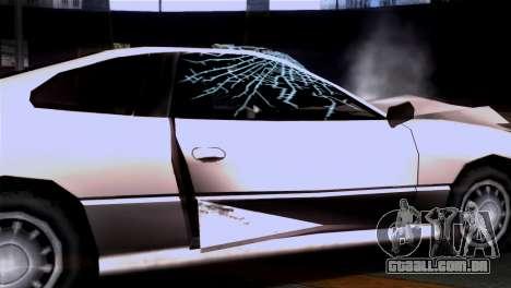 Novos danos texturas para GTA San Andreas segunda tela