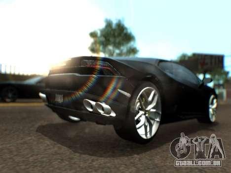Lime ENB 1.3 para GTA San Andreas terceira tela