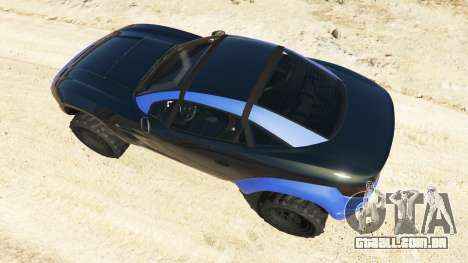 GTA 5 Coil Brawler Local Motors Rally Fighter voltar vista
