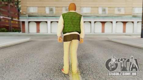 [GTA5] Families Member para GTA San Andreas terceira tela