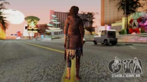 Born Child Girl para GTA San Andreas terceira tela