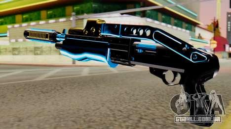 Fulmicotone Shotgun para GTA San Andreas segunda tela