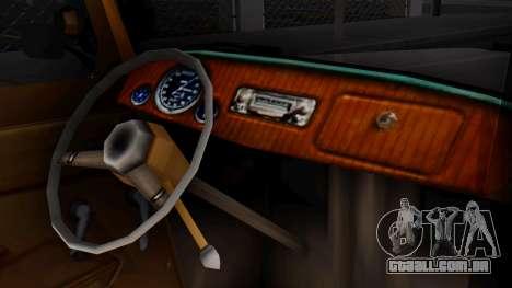 Smith V8 from Mafia 2 para GTA San Andreas vista direita