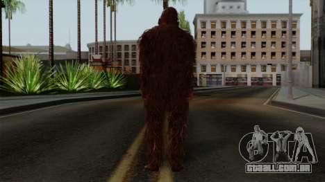 GTA 5 Bigfoot para GTA San Andreas terceira tela