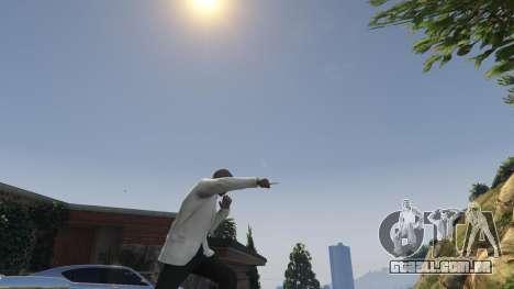 GTA 5 Karambit terceiro screenshot
