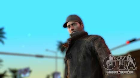 ELG ENB para GTA San Andreas segunda tela