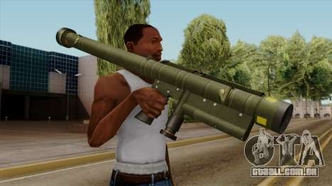 Original HD Heatseek para GTA San Andreas terceira tela